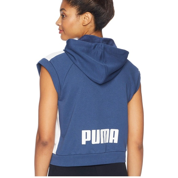 Puma Sweater Vest NWT